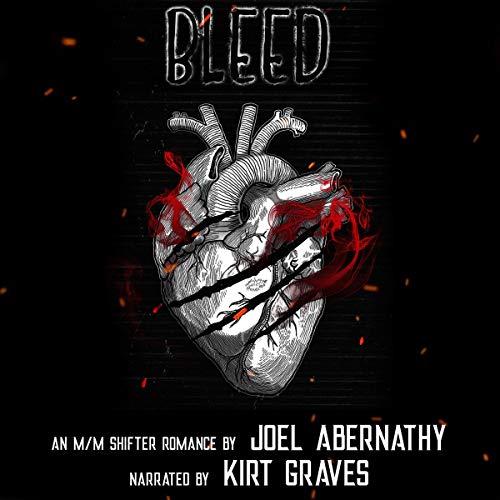 Bleed: An MM Shifter Romance audiobook cover art