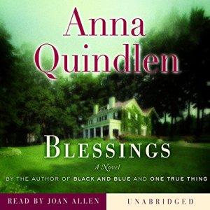 Blessings audiobook cover art