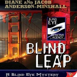 Blind Leap audiobook cover art