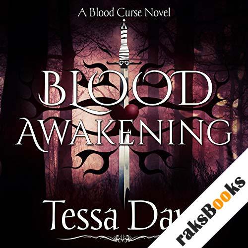 Blood Awakening audiobook cover art