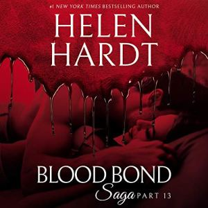 Blood Bond: 13 audiobook cover art