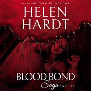 Blood Bond: 14 audiobook cover art