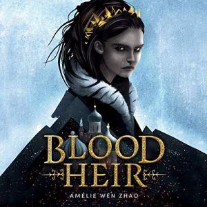 Blood Heir audiobook cover art