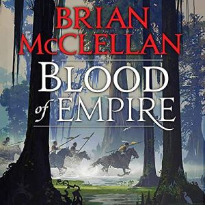 Blood of Empire audiobook cover art