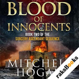 Blood of Innocents audiobook cover art