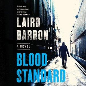 Blood Standard audiobook cover art