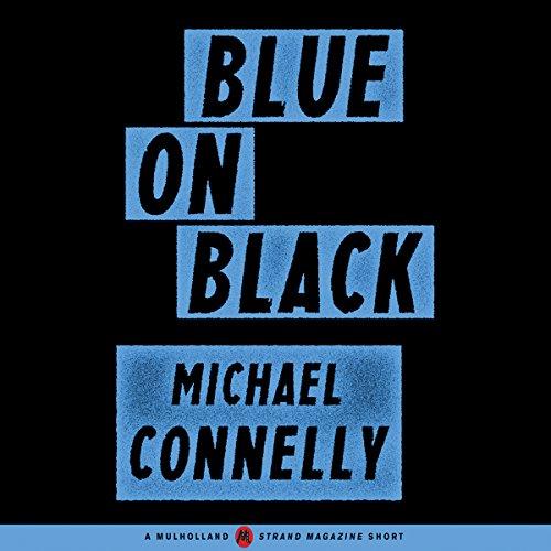 Blue on Black audiobook cover art