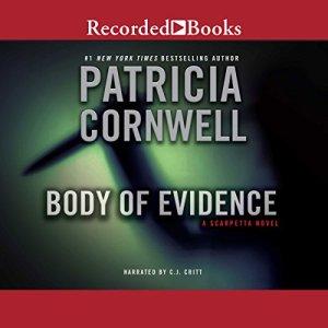 Body of Evidence audiobook cover art