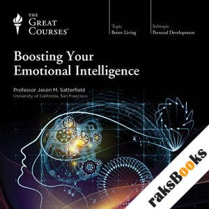 Boosting Your Emotional Intelligence audiobook cover art