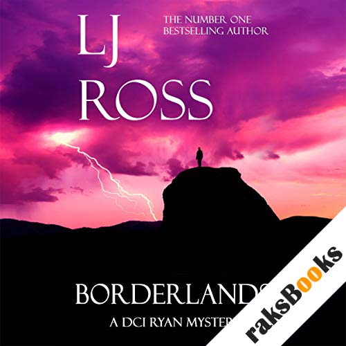 Borderlands: A DCI Ryan Mystery audiobook cover art