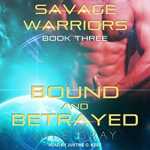 Bound and Betrayed audiobook cover art