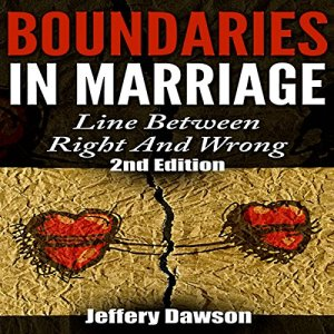 Boundaries in Marriage audiobook cover art