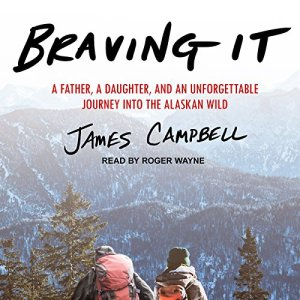 Braving It audiobook cover art