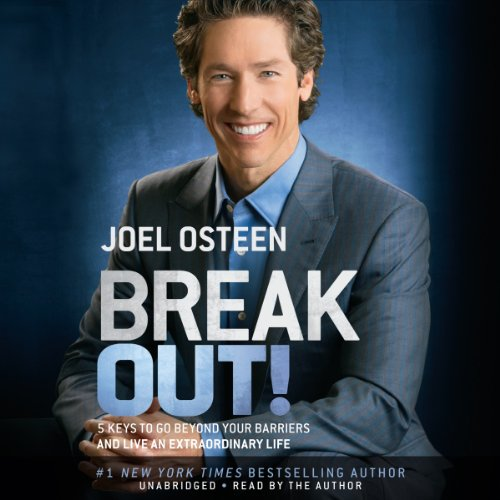 Break Out! audiobook cover art