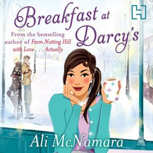 Breakfast at Darcy's audiobook cover art