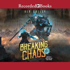 Breaking Chaos audiobook cover art