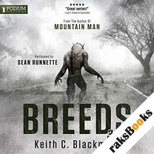 Breeds 3 audiobook cover art