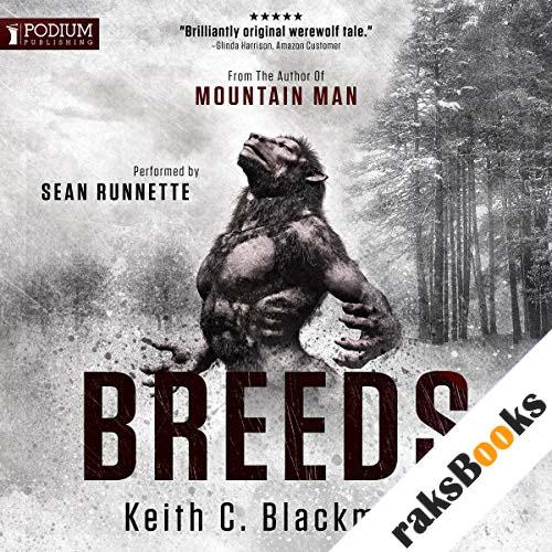 Breeds, Book 1 audiobook cover art