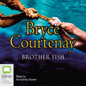 Brother Fish audiobook cover art