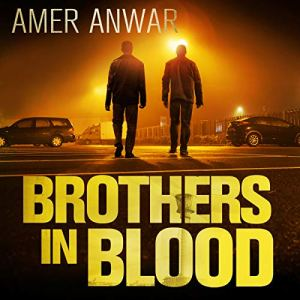 Brothers in Blood audiobook cover art