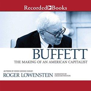 Buffett audiobook cover art