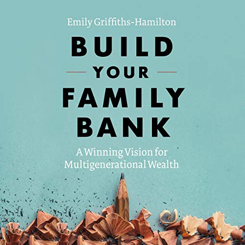 Build Your Family Bank audiobook cover art