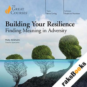 Building Your Resilience audiobook cover art