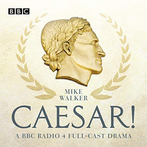 Caesar! audiobook cover art