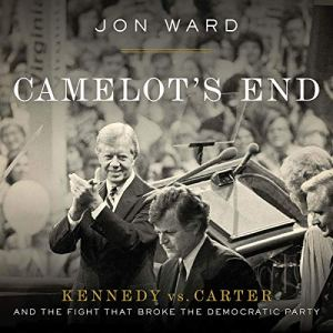Camelot's End audiobook cover art