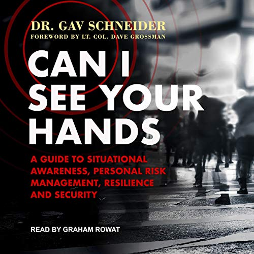 Can I See Your Hands audiobook cover art