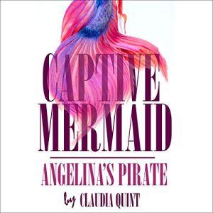 Captive Mermaid audiobook cover art