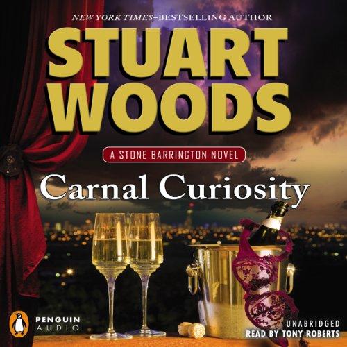 Carnal Curiosity audiobook cover art
