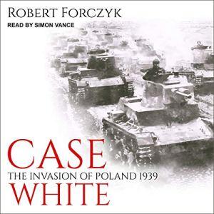 Case White audiobook cover art