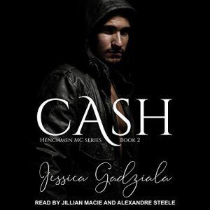 Cash audiobook cover art