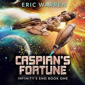 Caspian's Fortune audiobook cover art