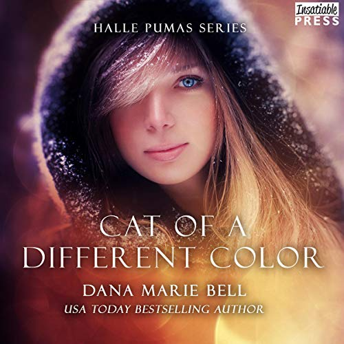 Cat of a Different Color audiobook cover art