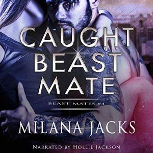 Caught Beast Mate audiobook cover art