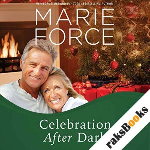 Celebration After Dark: A Gansett Island Holiday Novella audiobook cover art