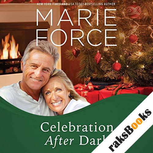 Celebration After Dark: A Gansett Island Holiday Novella audiobook cover art