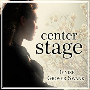 Center Stage audiobook cover art