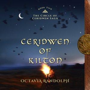 Ceridwen of Kilton audiobook cover art