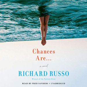 Chances Are... audiobook cover art