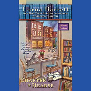 Chapter & Hearse audiobook cover art
