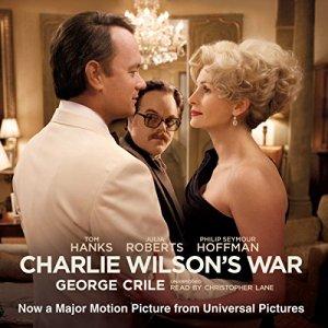 Charlie Wilson's War audiobook cover art