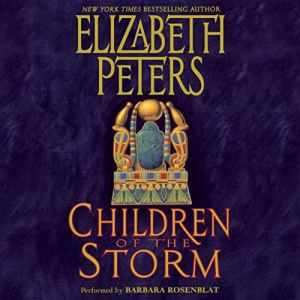 Children of the Storm audiobook cover art