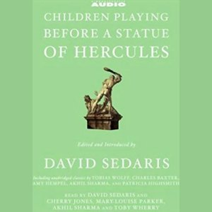 Children Playing Before a Statue of Hercules (Unabridged Selections) audiobook cover art