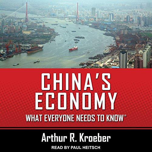 China's Economy audiobook cover art