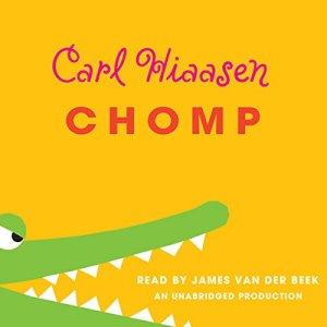 Chomp audiobook cover art