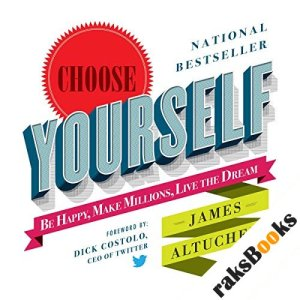 Choose Yourself! audiobook cover art