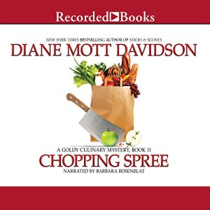 Chopping Spree audiobook cover art
